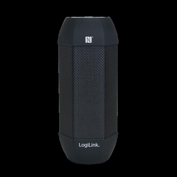 Leuchtender Bluetooth/NFC Lautsprecher