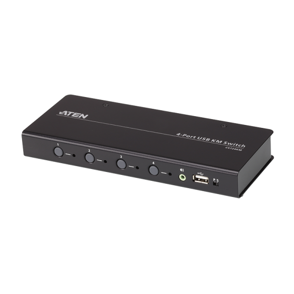 4-Port USB Boundless KM Switch
