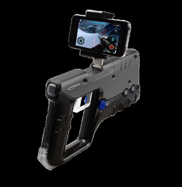 Bluetooth 3.0 Gaming Waffe für iPhone und iPod ShootingStar