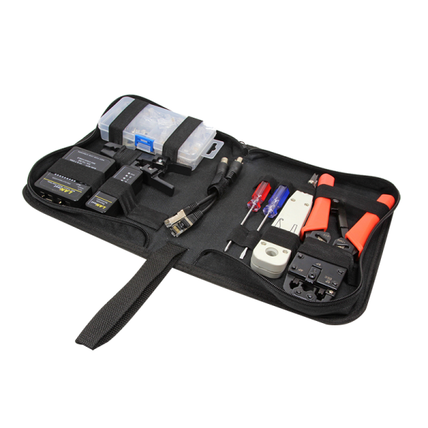 Netzwerk Werkzeug Set mit Tasche