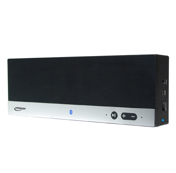 Bluetooth 3.0 Lautsprecher mit Freisprecheinrichtung, Blacknobia