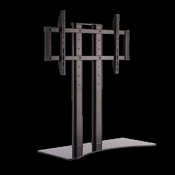 """TV-Ständer, höhenverstellbar, 37–65"""", max. 50 kg"""