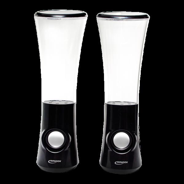 Lautsprecher mit tanzender Wasserfontäne, AquaDancerPro