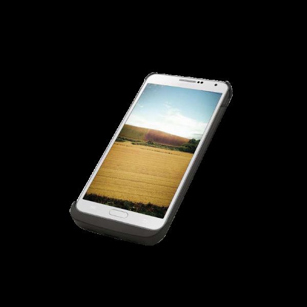 Schutzhülle für Samsung Galaxy Note 3 mit integriertem 4200 mAh Akku