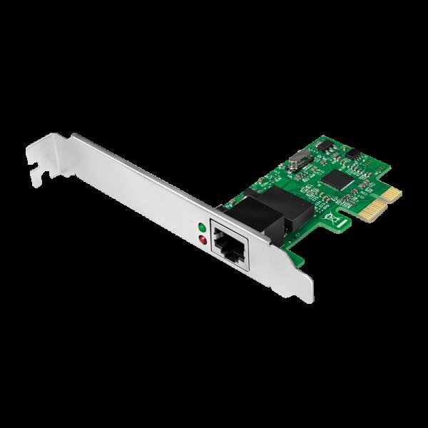 Gigabit PCI Express Netzwerkkarte