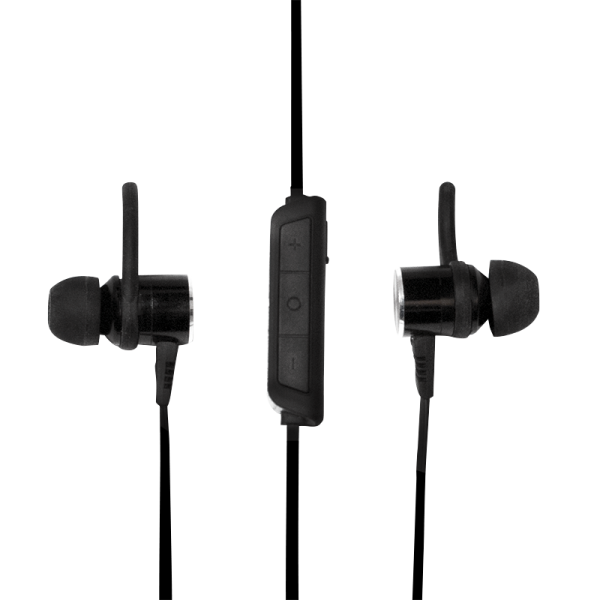 Bluetooth 4.0 Stereo In-Ear Headset, Schwarz