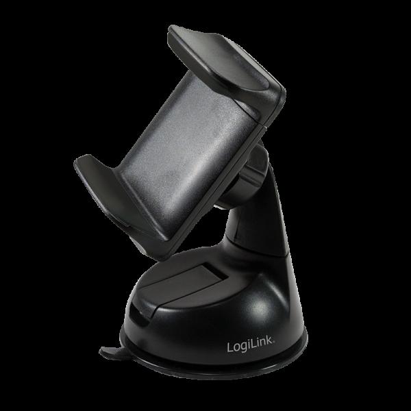 Kfz Smartphonehalter für das Amaturenbrett/Windschutzscheibe
