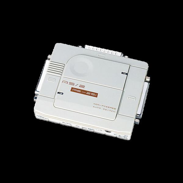 Datenumschalter 2(DEC) DB-25F, 1(DEC) DB-25M
