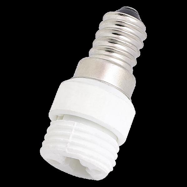 Lampensockel Adapter E14 auf G9