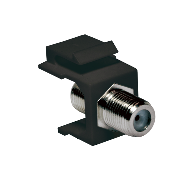 Keystone Verbinder F-Buchse > F-Buchse, 17mm breit